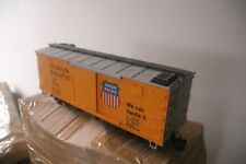 g scale train wagon boxcar