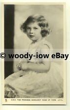 r0270 - Young Princess Margaret - postcard