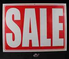 2-Sided Extra Large 24W x 18H Window Sign - SALE