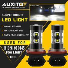 2X 9140 9145 H10 Fog Light Driving Bulb 50W For Ram 1500 2500 3500 2012-2016 EA