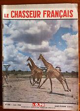 Chasseur Français n°808 du 06/1964; La chasse aux chamois/ Sanglier Normand