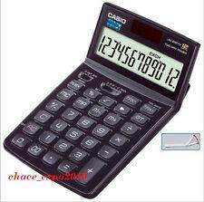 Brand New Casio Basic Calculator JW-200TW-Black Office Supply Desk Display Hot