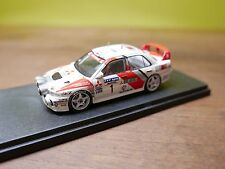 Mitsubishi Lancer Evo Ralliart 1:43 Limited Edition, Tommi Makinen, RARE, OMP