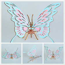 Educational Multi-Color Puzzle Butterfly Model Painted New Toy Gift Kids HD