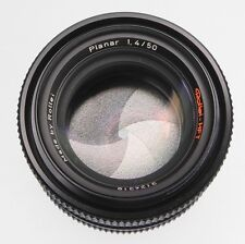 Rollei 50mm f1.4 HFT Planar  #3124319 .......... Minty