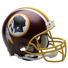 WASHINGTON REDSKINS RIDDELL NFL FULL SIZE AUTHENTIC PROLINE FOOTBALL HELMET