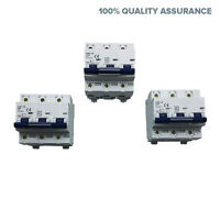 3 Phase 100Amp Circuit Breaker 10 KA Load Mains Control Heavy Duty 125A 80