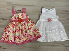 Youngland Baby Size 24 month Girl Dress Lot