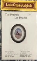 Louise Gregoire Originals  Cross Stitch ***Pattern Only*** The Prairies. NIP