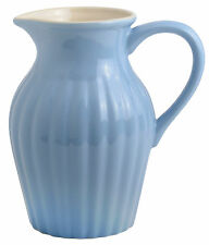 """Ib Laursen """"Mynte"""" Krug hellblau (Nordic Sky) Blumenvase Kanne Keramik"""