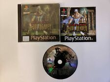 Legacy of Kain: Soul Reaver | Playstation PS1 Holographic Cover PAL | Complete