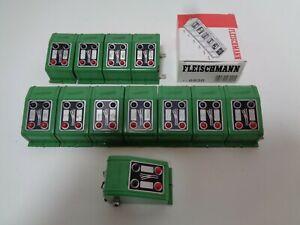 Fleischmann H0/N 6920 12 x Weichenschalter Schalter Schaltpult Stellpult