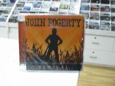 JOHN FOGERTY CD EUROPE REVIVAL 2007