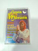 Fiesta Moruna Rona Yerbabuena Alabina Samara - Cinta Tape Cassette Nueva 2T
