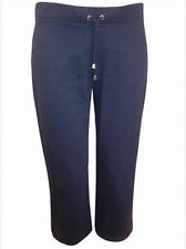 Cotton Loose Fit Capri, Cropped BHS Trousers for Women