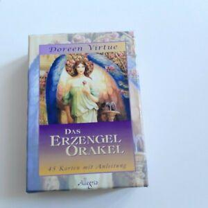 Das Erzengel Orakel von Doreen Virtue - 45 Karten
