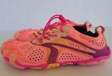 Vibram Fivefingers V-run Women's EU 38/ 7-7.5 Coral Shoes