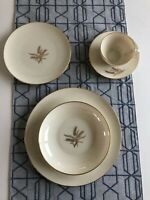 Wheat by Lenox R-442 China Replacement Plates / Cups Saucers