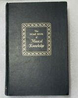 The Home Book Of Musical Knowledge David Ewen 1954  Hardcover