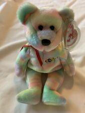 Bidder - TY Beanie Baby - E-BAY BEAR