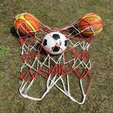 Soccer Net For 10 Balls Carry Net Bag Equipment basketball Large Volleyball