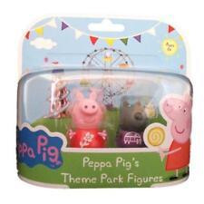 PEPPA PIG 2 figura PEPPA & Danny Dog Collezionabile Twin Pack cifre-Parco a tema