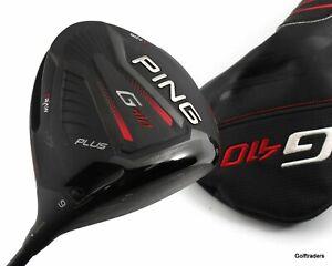Ping G410 Plus Driver 9º Graphite Stiff Flex Cover I705