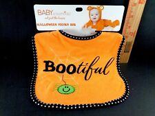 Baby Essential Bib Bootiful Spider Halloween Plush Stuffed Animal Toy Doll