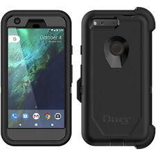 """New Otterbox Defender Case & Belt Clip Holster for Google Pixel (5"""")"""