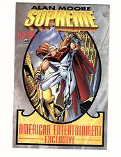 Supreme #41 (1996, Image) Fn+ Superman #1 Homage Variant 1st Alan Moore Issue