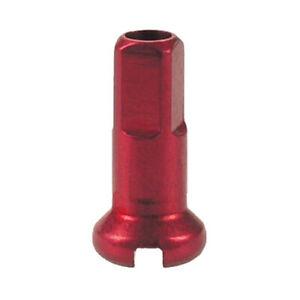 DT Swiss ProLock Bike Spoke Nipple 2.0 x 12mm Red Single