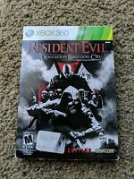 Resident Evil: Operation Raccoon City Special Edition Microsoft Xbox 360 CIB
