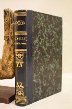 LA DIVINA COMMEDIA di DANTE ALIGHIERI messa in Prosa da Giacomo Belli 1875 Roma