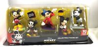 Disney Mickey Mouse The True Original 90 Years Of Magic Collectible Figure Set