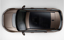 Genuine Land Rover - Discovery Sport - Black Roof Rail - Pano Roof - VPLCR0136