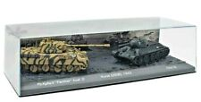 ATLAS EDITIONS 1:72 REF.NO.LV01 THE BATTLE OF KURSK (USSR) 2 X TANKS DIORAMA