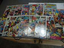 Marvel Comic  book Avengers 15pc lot   # are between 342 - 373