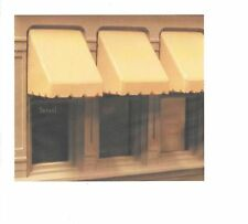 "City Classics-Ho Scale - #950 Window Awnings (Pkg of 12) 1/2"" Wide - Nib"