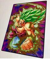 carte dragon ball - Super Jumbo Prism Exhibition Card Japan 02