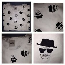 T-shirt BREAKING BAD Walter white Taille S by Asos Taille Size S