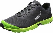 Inov8 Unisex Trailroc 285 Trail Hiking Running Shoes, Grey/Green - 7 UK