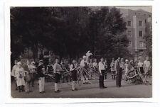 uralte AK Leipzig Sommerfest der Schiller-Schule 1928 Photo-AK //44