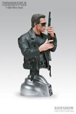 Terminator 2 Judgment Day: T-800 Collectible Mini Bust Sideshow Collectibles