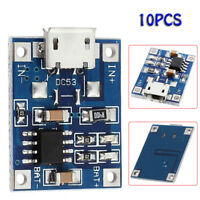 10set Mini 5V Micro USB 1A Lithium Battery Charging Board Charger Module TP4056