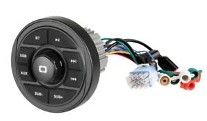 Marine Audio Bluetooth-USB-Verstärker für Armaturenbrett Einbau Marineradio AUX