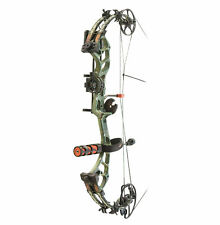 PSE Infinity RTS Skullworks Cam Bow - Green