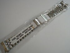 NEW 20MM JUBILEE MEDIUM FOLDED BRACELET FITS SEIKO DIVER'S 7S26,SKX013K2 SKX013