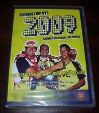 ARSENAL 2009 MEMBER DVD ~ THE LEGENDS OF 1989 ~ BRAND NEW SEALED