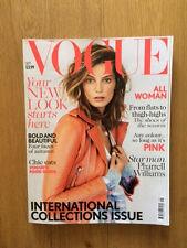 Vogue UK September 2013 Daria Werbowy Patrick Demarchelier Pessl Laub Colbert