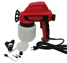 ELECTRIC AIRLESS 1GPM SPRAY GUN EASY PAINT PAINTER Latex Paints Water Base Seal